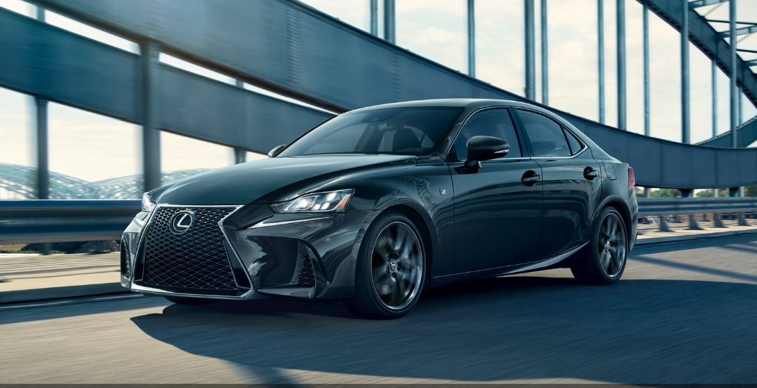 What Makes The 2020 Lexus Is F Sport Black Line Edition Special V 2020 G