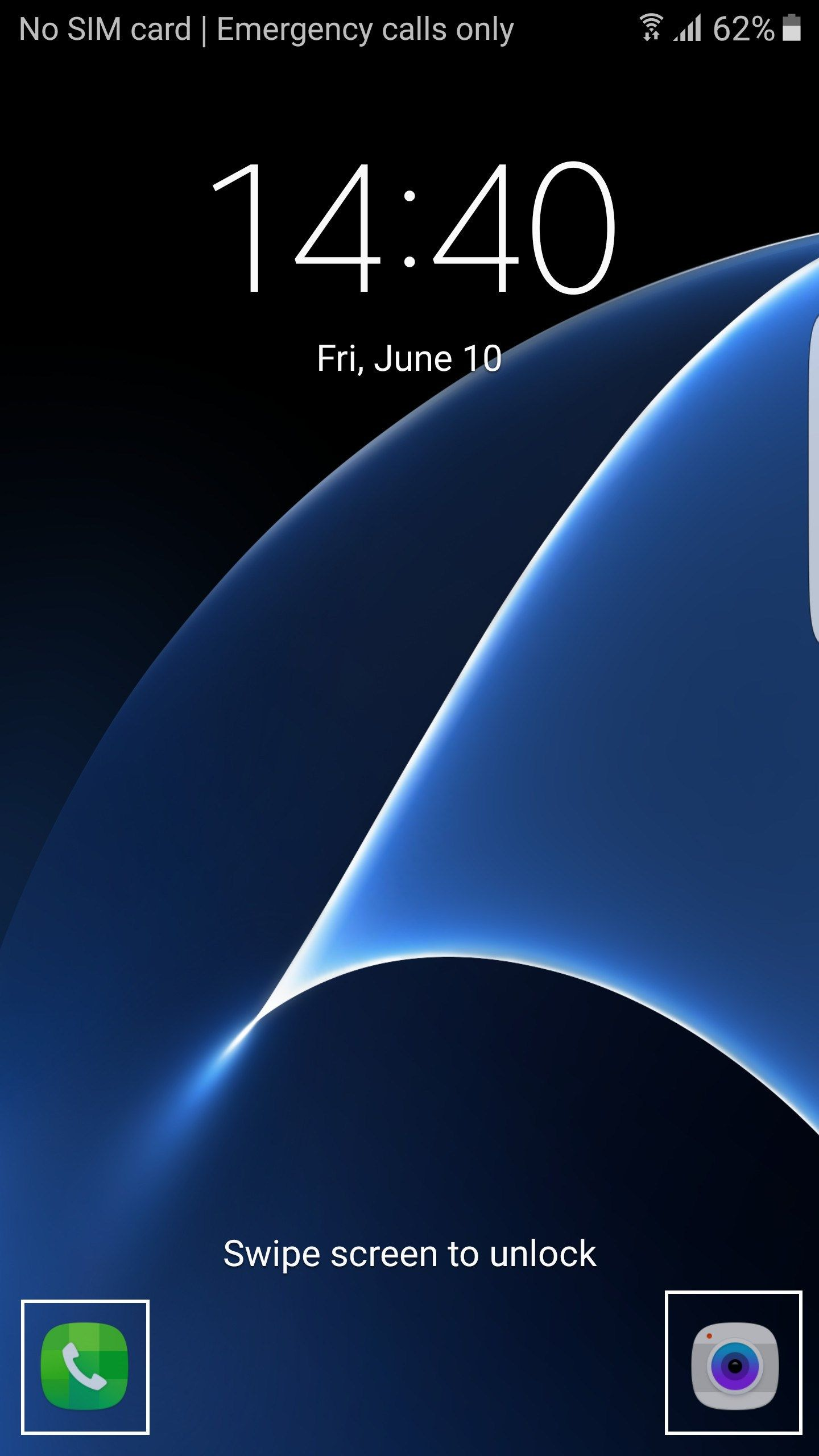 how to change your lock screen wallpaper on samsung galaxy ace