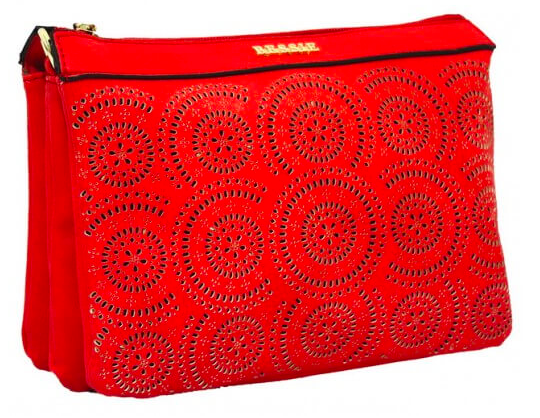 Red Clutch At Www Oceanj Co Uk Bessie London Pinterest Red