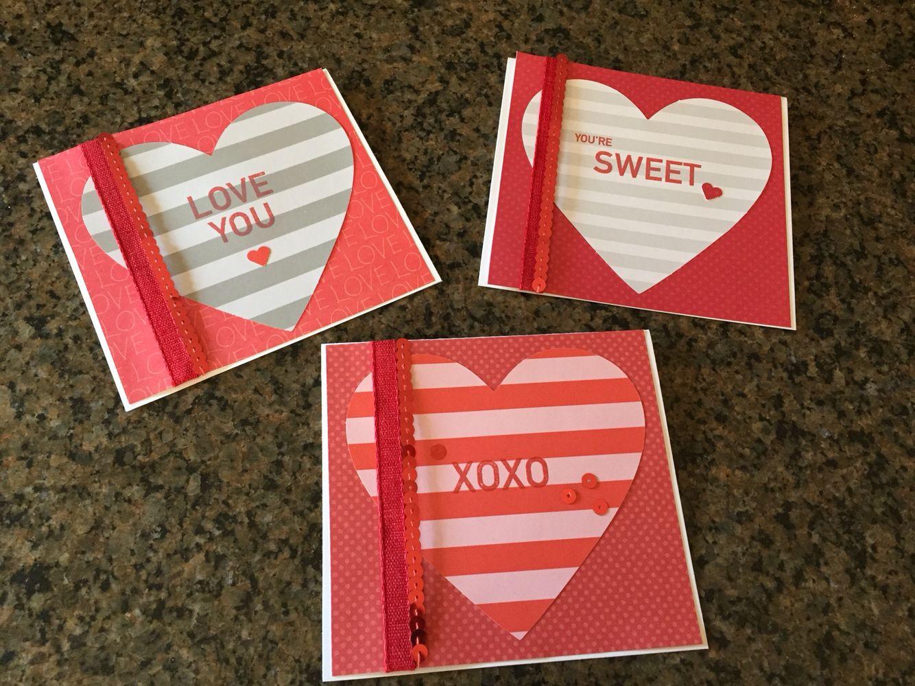 Paper pumpkin 2016 valentines kit