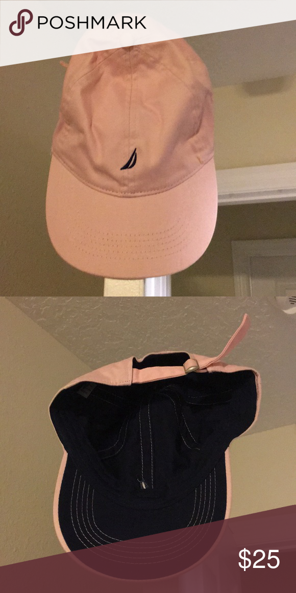 46af8fb2420 Pink nautica hat Only worn once is in great condition Nautica Accessories  Hats