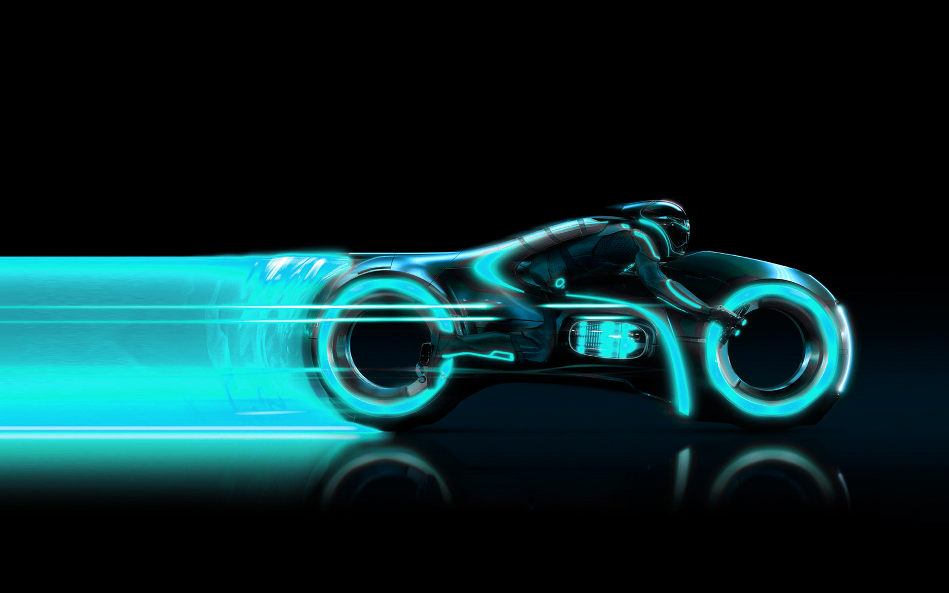 Tron Light Cycle Tronlegacy Wallpaper 3 1920x1200