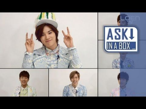 ASK IN A BOX : INFINITE(인피니트)