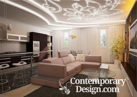 Interior Design False Ceiling Home Catalog Pdf Valoblogi Unfinished Basements