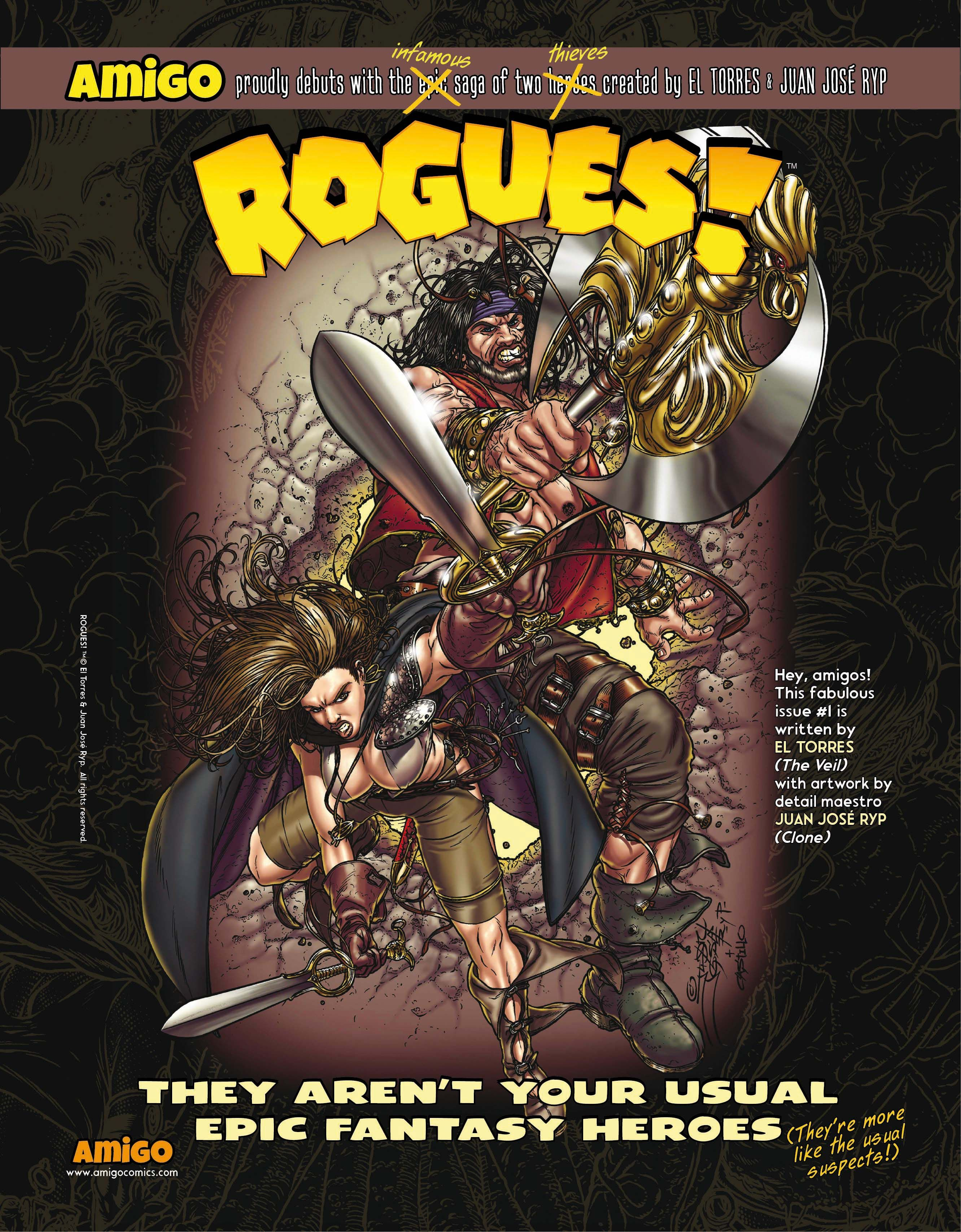 Amigo Previews FEB2013 Rogues