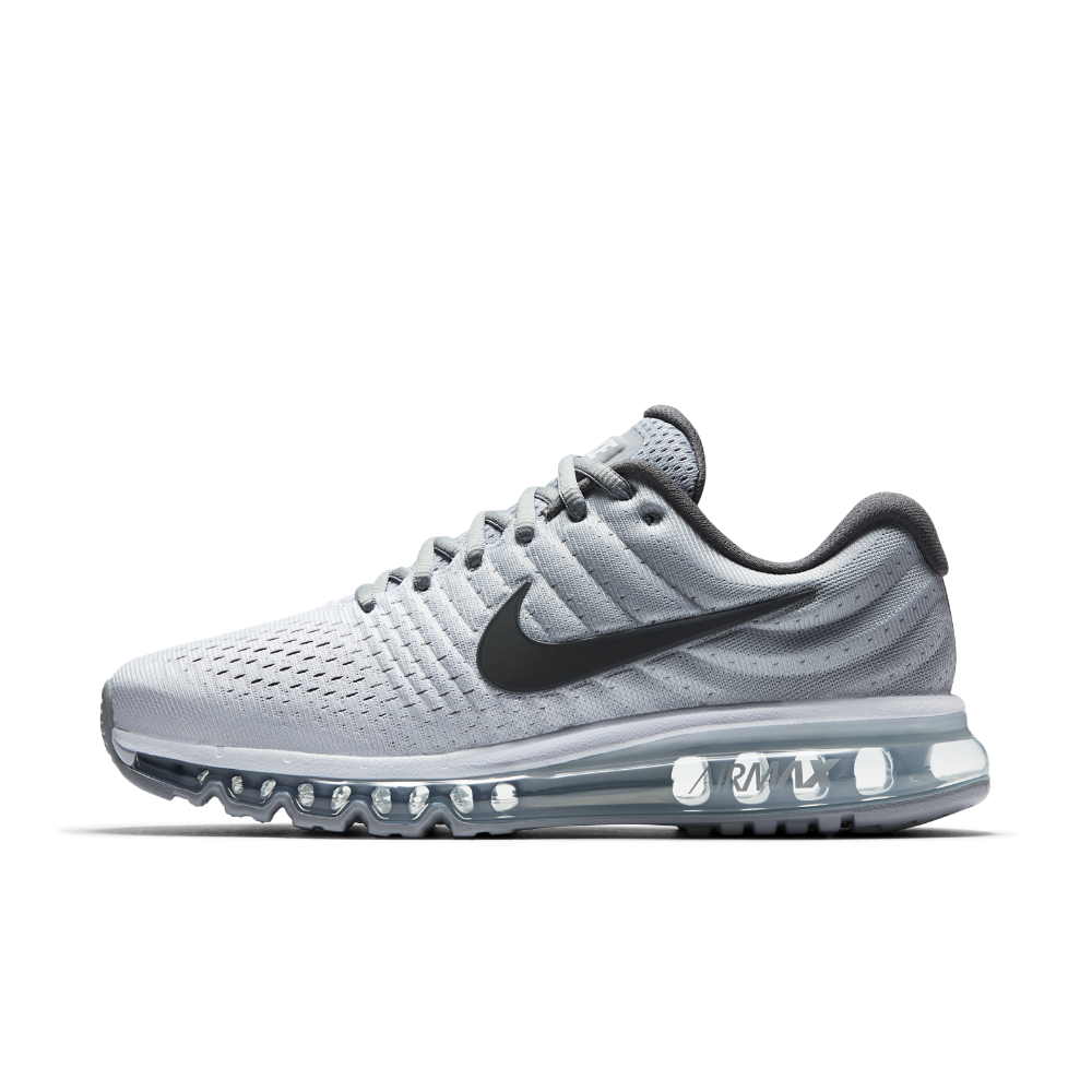 5c980dc906f93 Nike Air Max 2017 White Pure Platinum Off-White Wolf Grey 849560-009 | Nike  Air Max 2017 in 2019 | Nike air max, Nike, Cheap nike air max