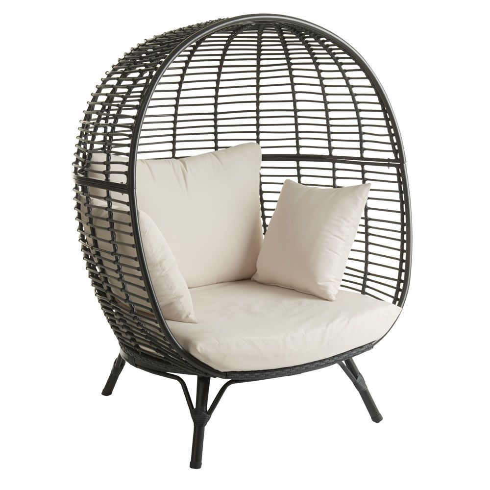 Free Standing Wicker Egg Chair Comfy Chairs Hanging Egg Chair