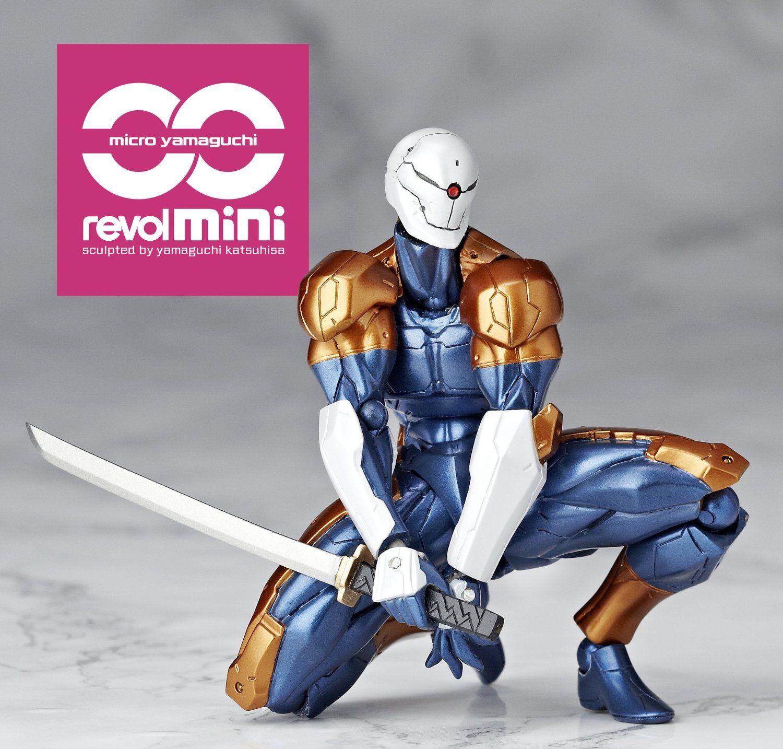 Kaiyodo Revoltech Yamaguchi Mini Action Figure