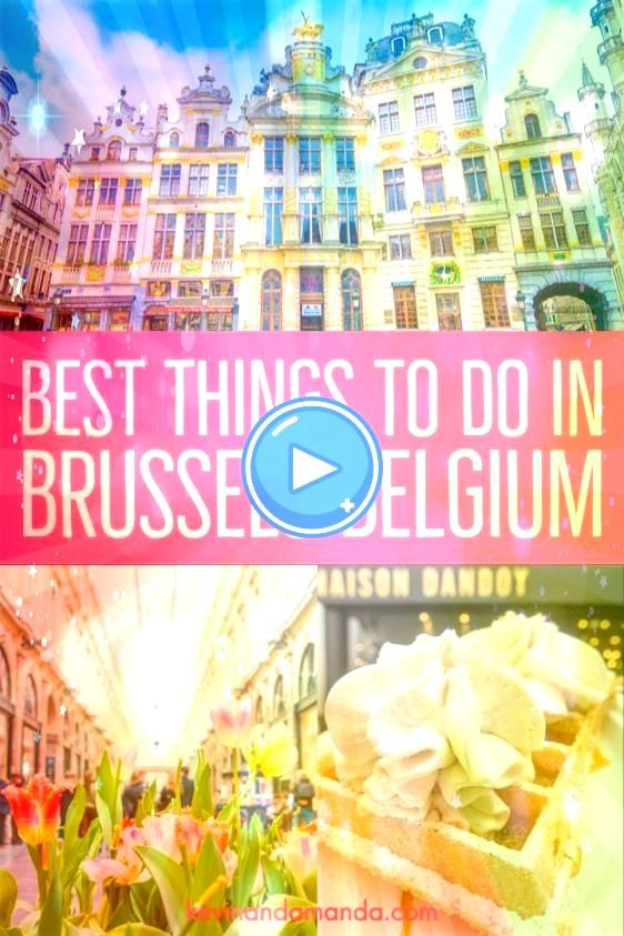 to Brussels Use this guide to make sure you dont miss any of the best things to do in Brussels Belgium Heres what youll definitely want to seeGoing to Brussels Use this g...