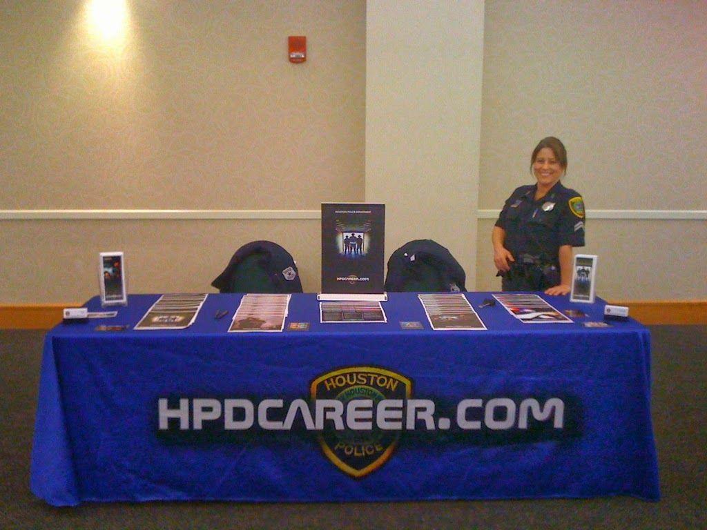 HPD Recruiters in Killeen Police department jobs