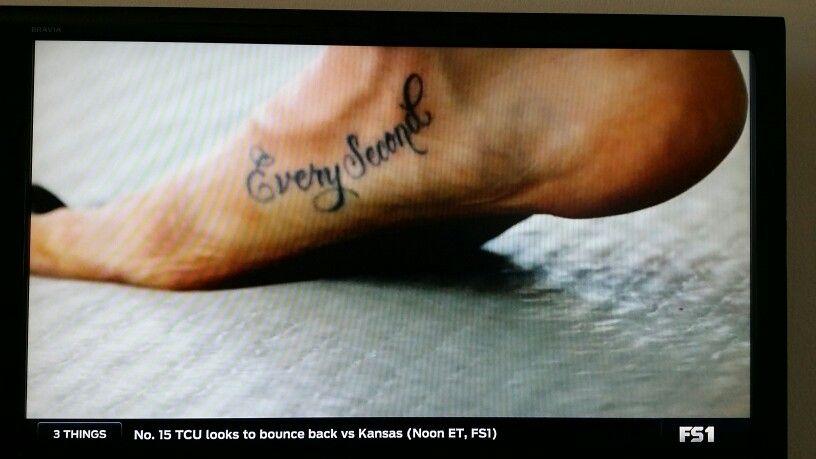Ronda Rousey Tattoo: Ronda Rousey's Foot Tattoo