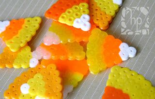 For the love of candy corn party