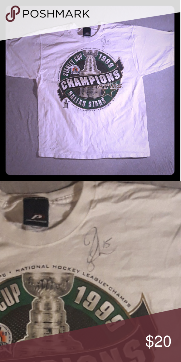 Dallas Stars 1999 Stanley Cup Shirt Juha Lind In 2020 Stanley Cup Shirt Dallas Stars Stanley Cup