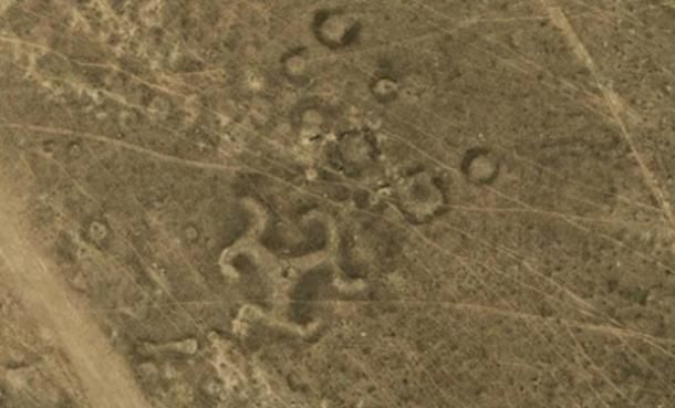Archaeologists are calling them the Nazca lines of Kazakhstan – more than 50 giant geoglyphs formed with earthen mounds and timber found stretched across the landscape in northern Kazakhstan. Th