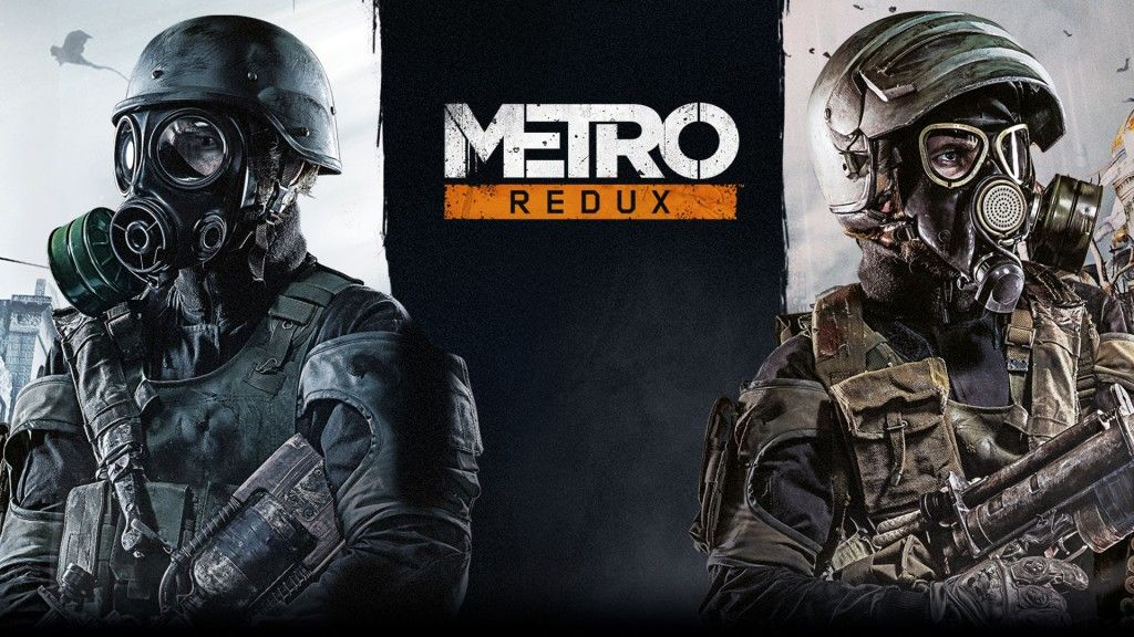 Metro Redux PC Game Highly Compressed Free Download   Games