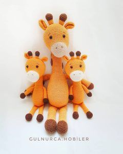Mai Dire Amigurumi: Giraffa | Jirafa tejida al crochet, Amigurumi ... | 300x240