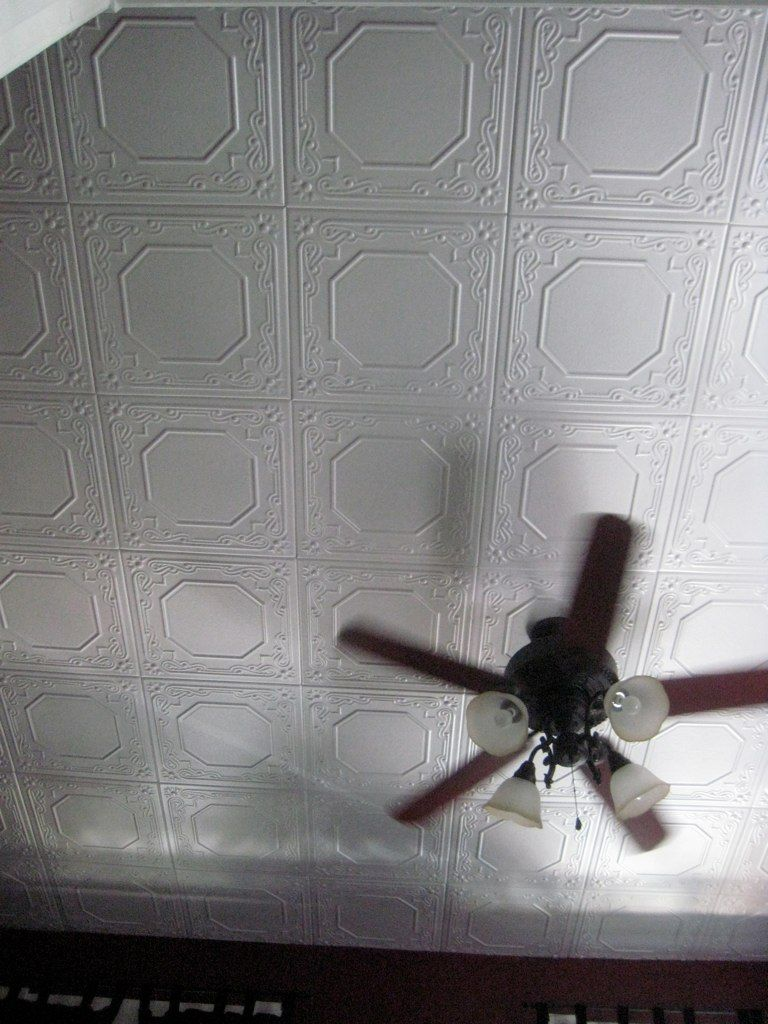 How to cover ugly popcorn ceilings without scraping in case i cover a popcorn ceiling and give your room a whole new look learn how to cover popcorn ceilings with new styrofoam tiles from decorative ceiling tiles doublecrazyfo Images