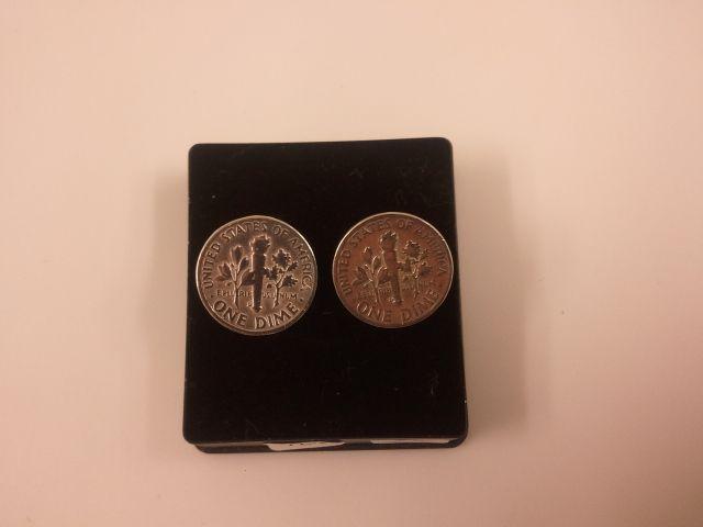 Gemelos Reproducción Centavo Norteamericano en Plata de Ley antes: 70€ Ahora: 49€