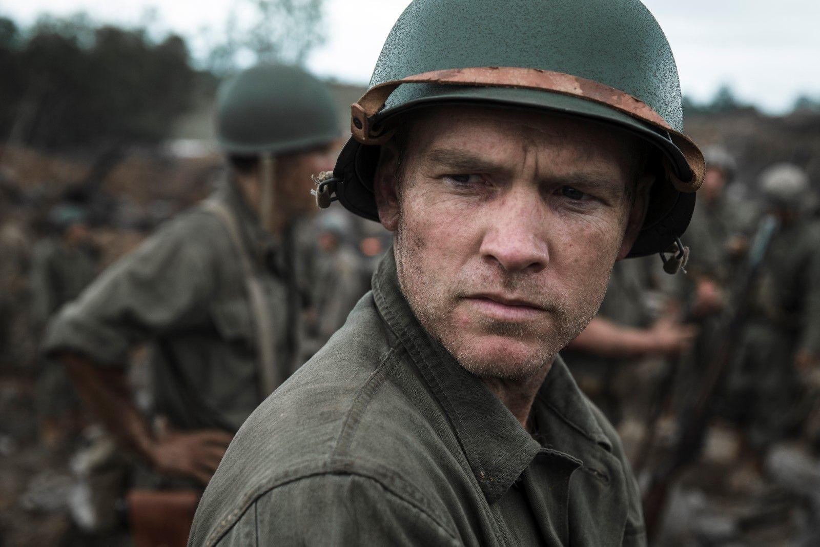 Tu Ne Tueras Point De Mel Gibson 2016 Hacksaw Ridge Sam Worthington Hollywood Actor