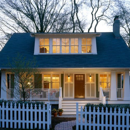 Image Result For Increase Sunlight In Ranch Home With Dormers Craftsman Exterior Bungalow Style Bungalow Design