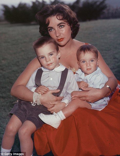 Did elizabeth taylor have any children