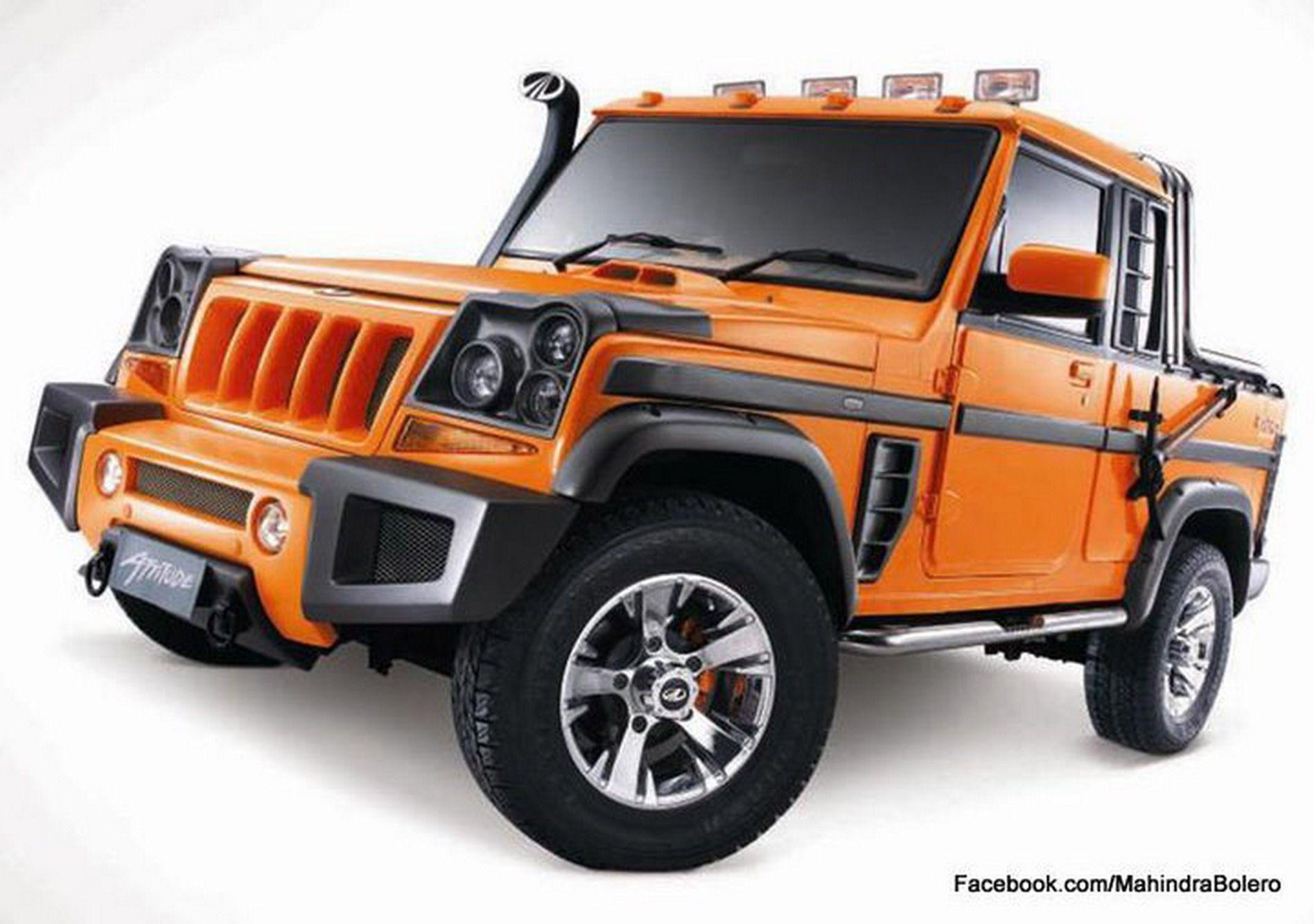 Mahindra Bolero Price Mahindra 4x4 Jeep Jk Jeep
