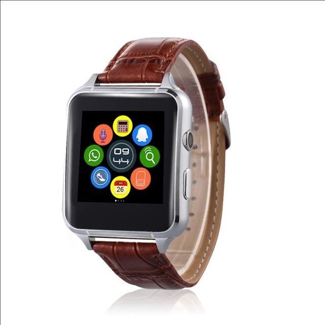 FLOVEME Smart Watch E7 Bluetooth 3.0 SIM Card Heart Rate
