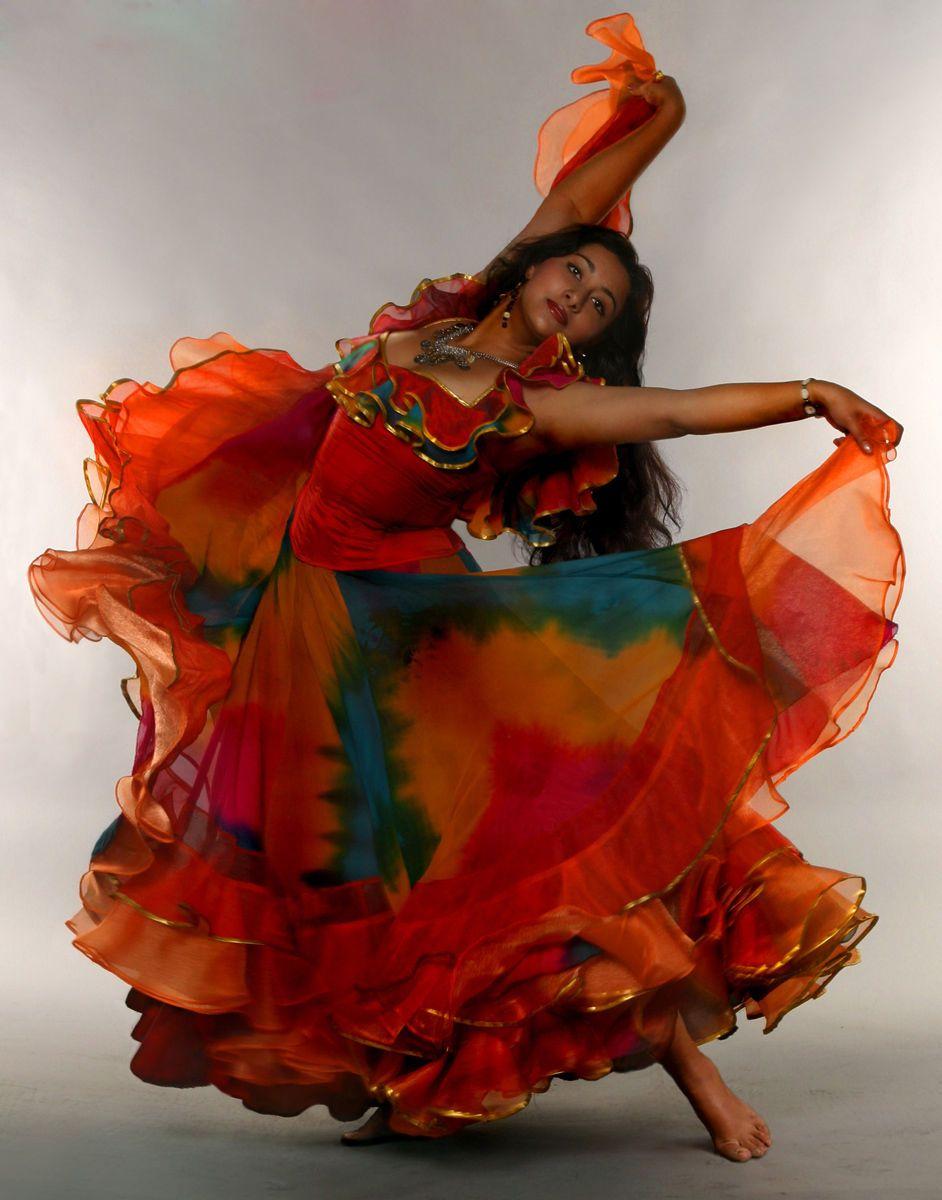 танец цыган картинки говорить