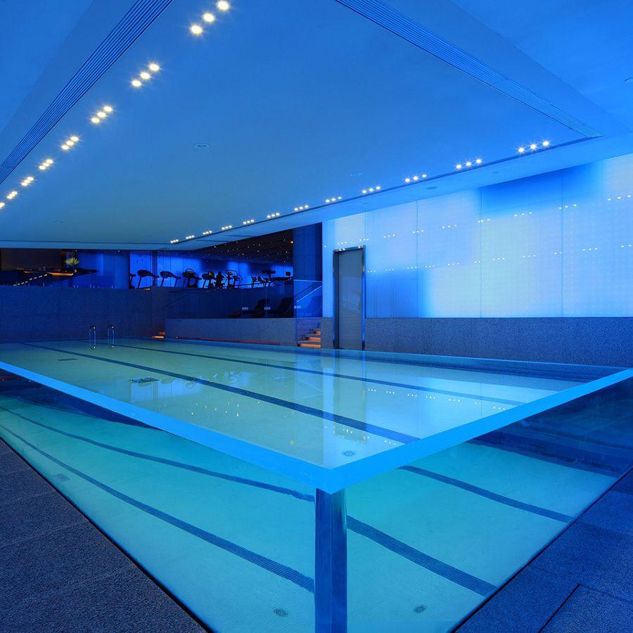 C mo tener una piscina ol mpica en casa o algo que se le - Como se construye una piscina ...