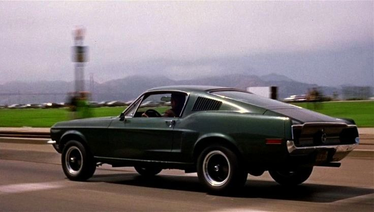 Ford Mustang GT Fastback -1968 Ford Mustang GT Fastback -  The best vintage cars hot rods and kusto