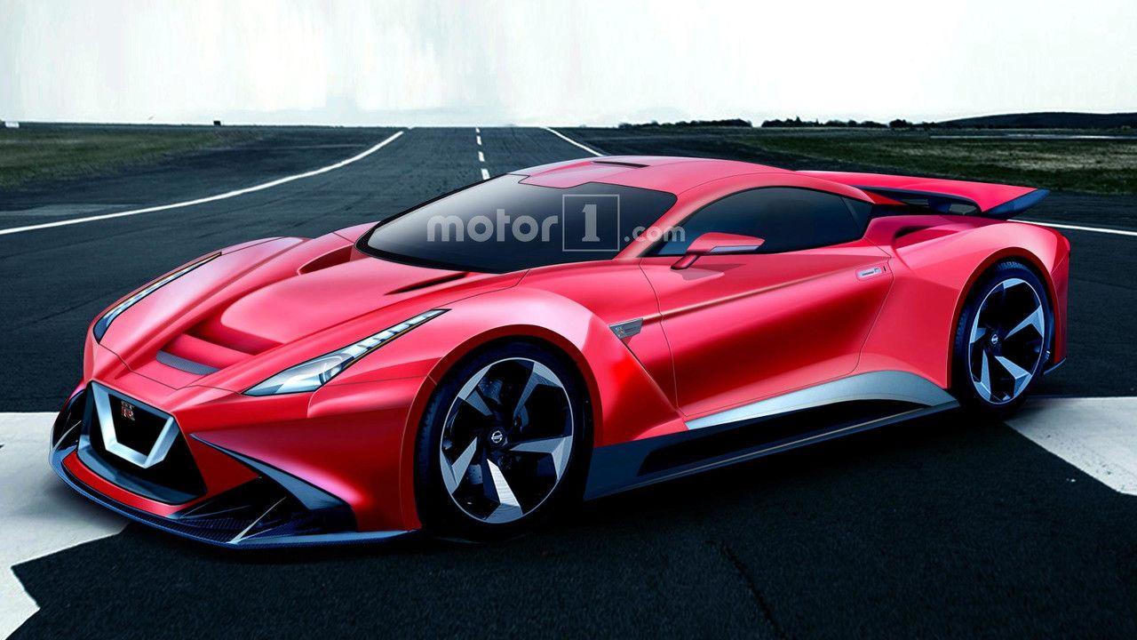 Is This Next Gen Nissan Gt R R36 Render Plausible Nissan Gtr Nissan Gtr Nismo Nissan Gt