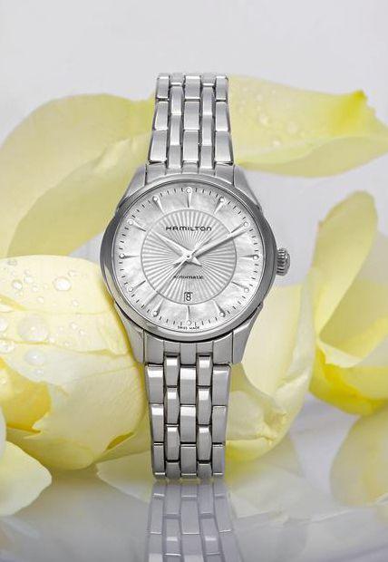 Hamilton Jazzmaster Lady Auto  reloj  watch  63cc744302f4