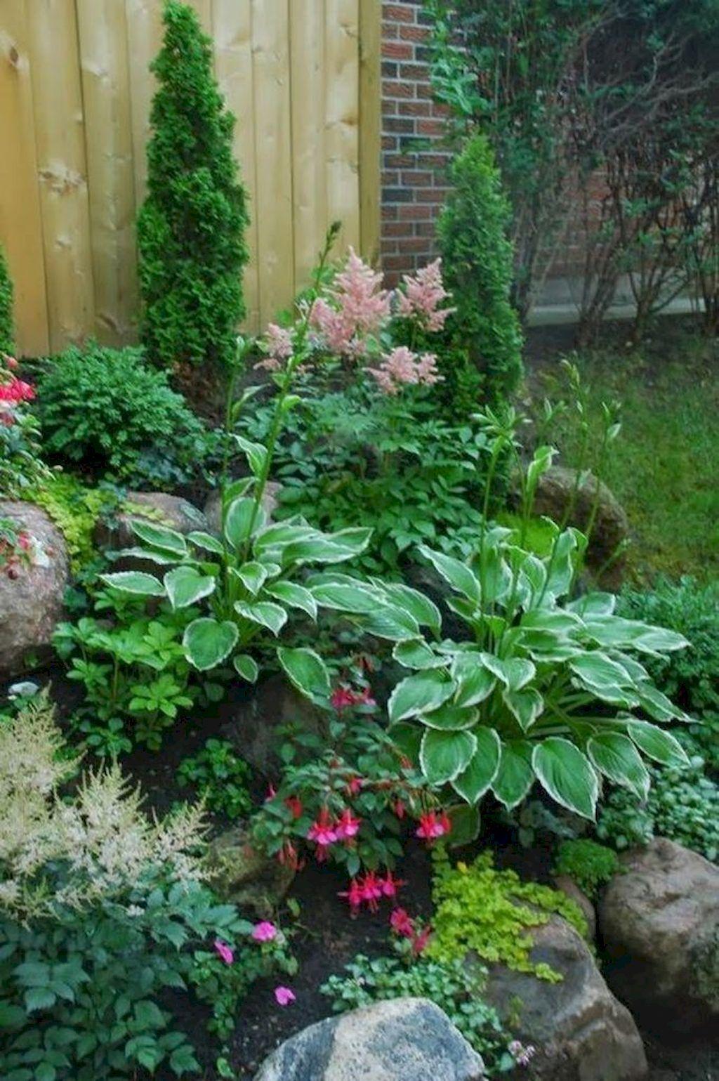 45 Affordable Diy Design Ideas For A Vegetable Garden In 2020 Shade Garden Design Shade Garden Small Front Yard Landscaping