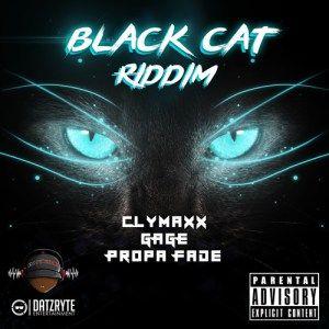 Black Cat Riddim - Datzryte Entertainment Tracklist: 01 - Gage