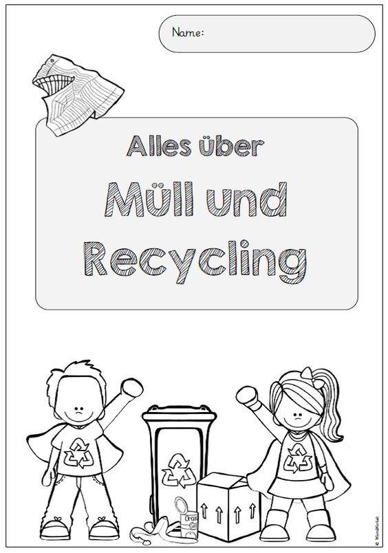 für das demnächst anstehende thema müll und recycling habe