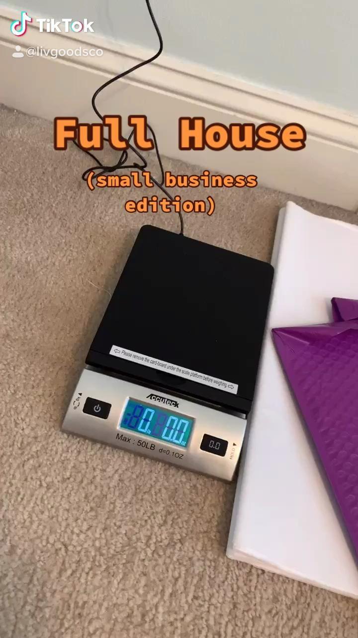 Full House Small Business Edition Tiktok Video Small Business Marketing Small Business Instagram Small Business Ideas Diy