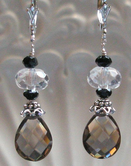 Starlite Jewelry Designs Briolette Earrings Jewelry Design