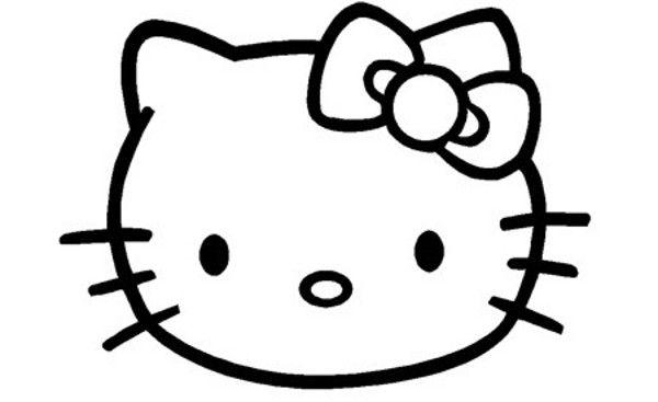 moldes de hello kitty para imprimir - Google Search | Artesanato ...