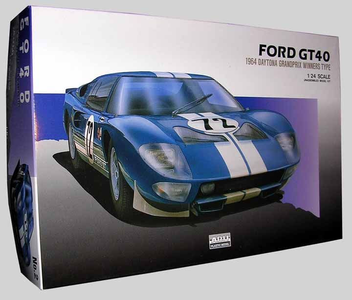 Image Result For Ford Gt40 1964 Daytona Colours With Images