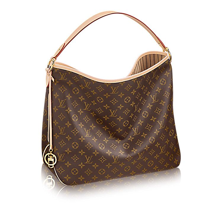 ❤️Louis Vuitton Delightful GM handbag Love my new bag ... e10631b1c
