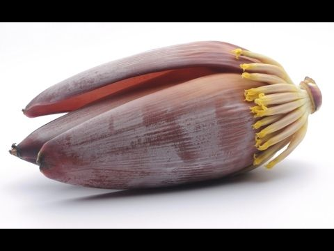 🍌🌿The Benefits Of The Banana Flower