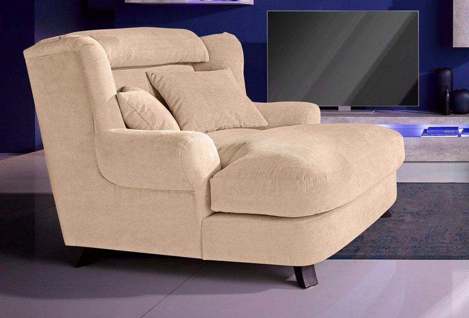 INOSIGN Sessel, für 2 Personen, Frei im Raum stellbar