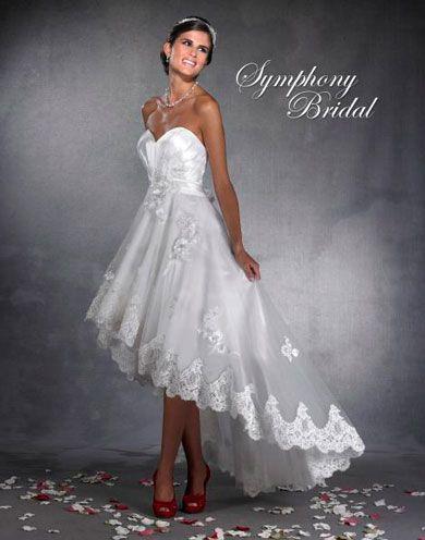 b0460e9ba9d Short Wedding Dresses that are Classy   Sassy
