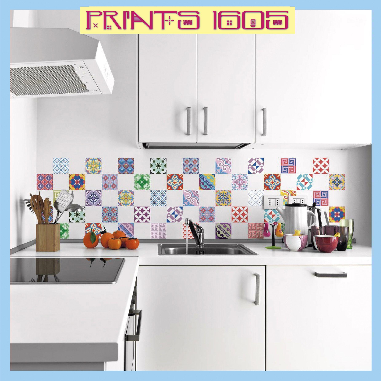 Vinilos Decorativos Adhesivos para Azulejos - Para Cocina ...