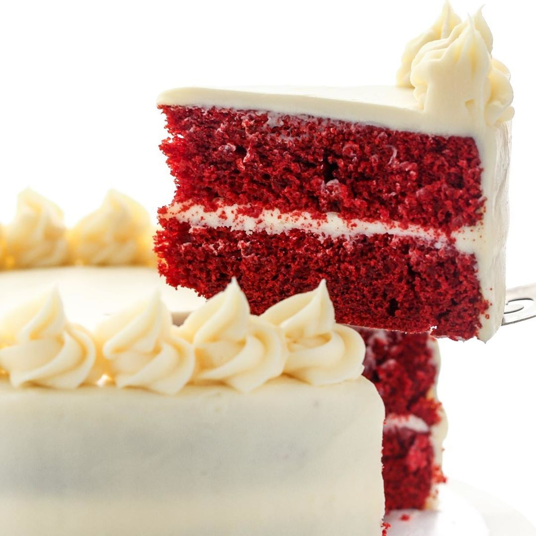 Danielle Live Well Bake Often On Instagram This Is The Best Red Velvet Cake Recipe You Ll Ever Have This Red Velvet Cake Velvet Cake Recipes Velvet Cake