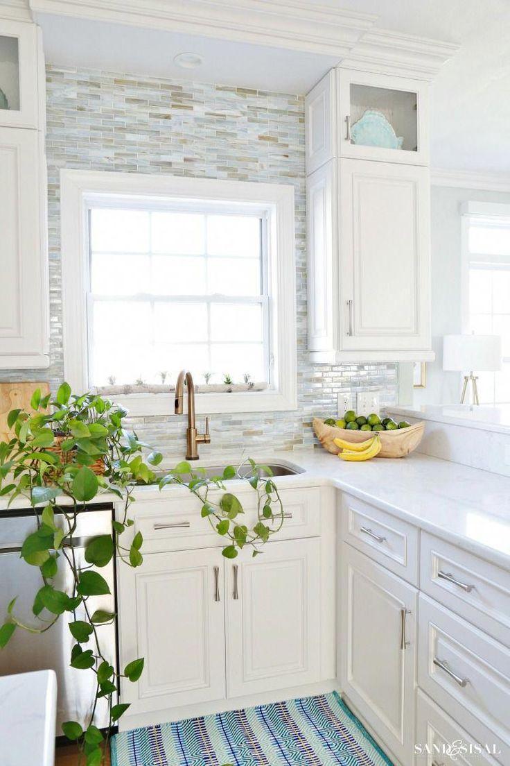 Coastal Kitchen Design Coastalstyle Coastal Kitchen Design Coastal Kitchen Decor Coastal Cottage Kitchen