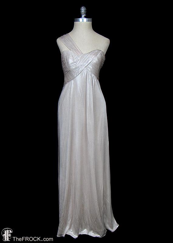 Vintage Italian Evening Dresses