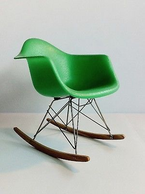 Miniatur vitra Eames1950 Charles RARgrün uRay 0vmN8wOPyn