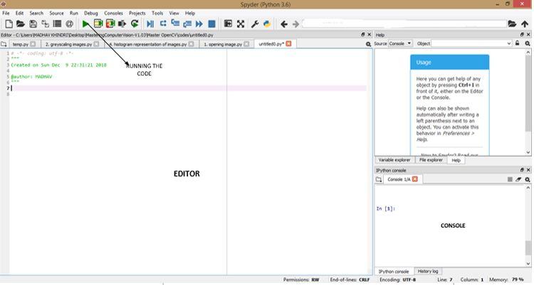 Installing OpenCV with Python and Anaconda | Electronics