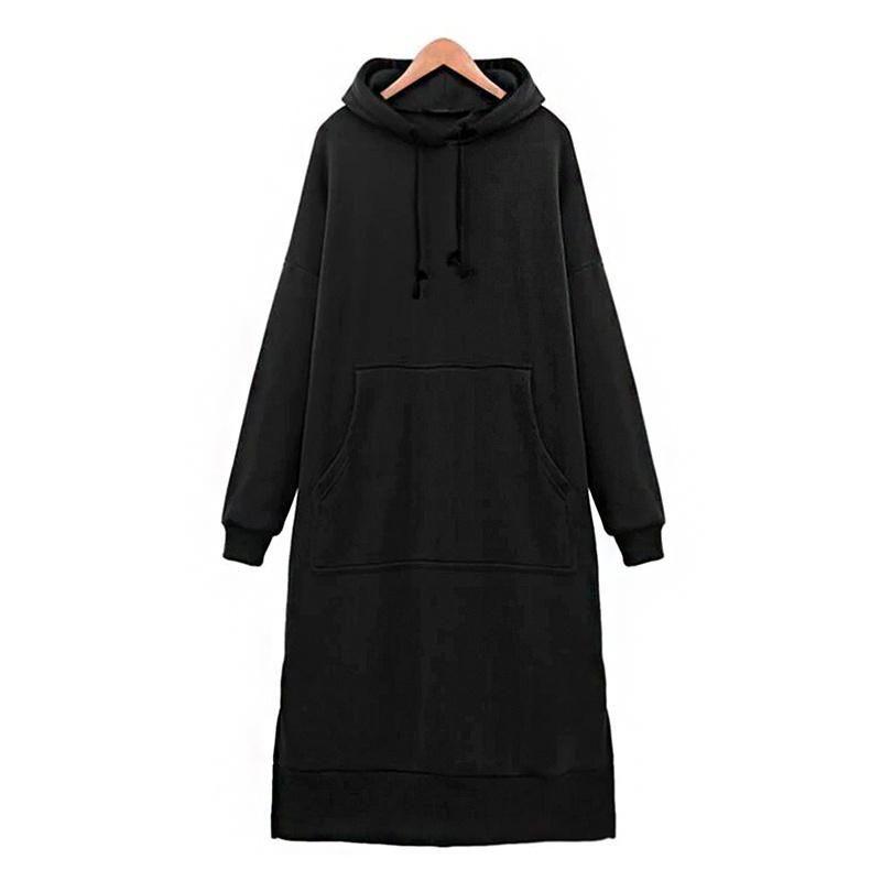 26++ Long hoodie dress ideas in 2021